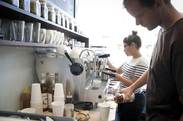 Crema Coffee