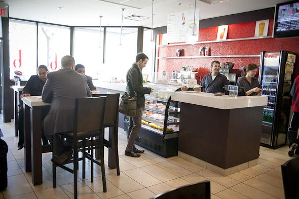 Espresso Bar Has A Location Near Yonge And Dundas Although You Might