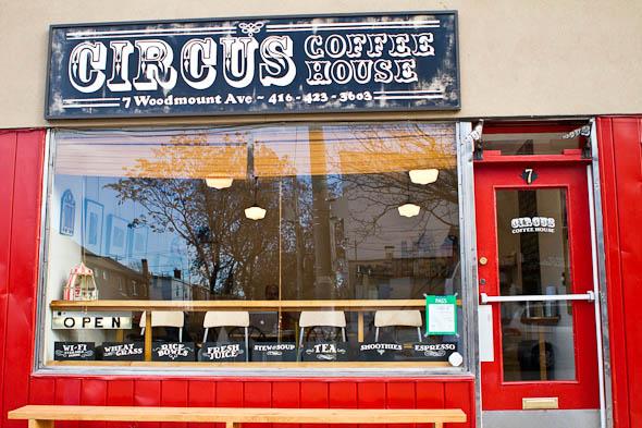 Circus Coffee Toronto