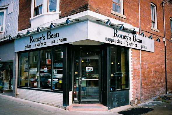 roncys bean