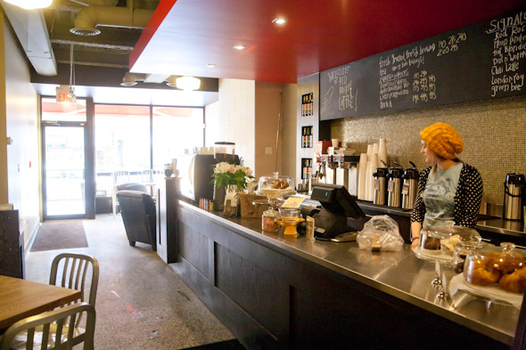 Red Rocket Coffee Toronto
