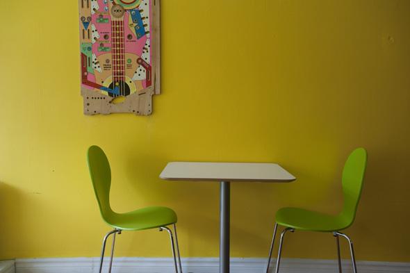 Pinball Cafe Toronto