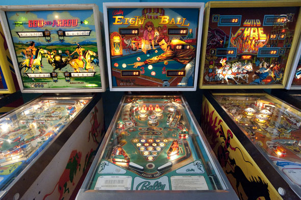 Pinball Toronto