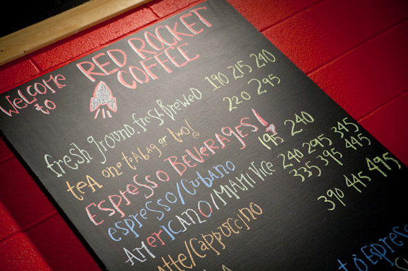 Red Rocket Cafe