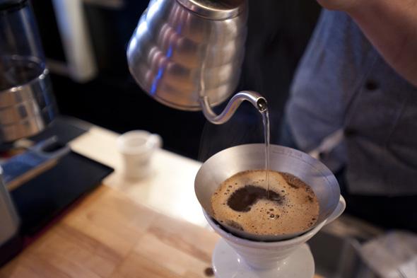 Dark Forse Espresso