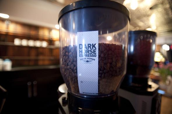 Dark Horse Espresso