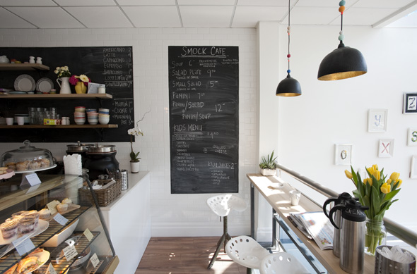 smock cafe toronto