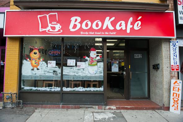 Bookafe Toronto