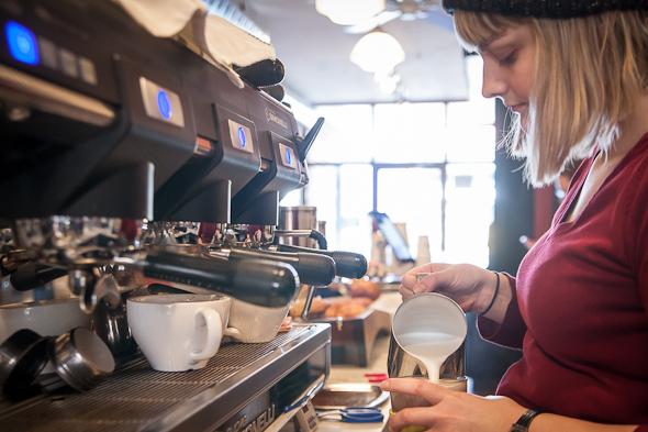 Jimmy's Coffee Kensington Market