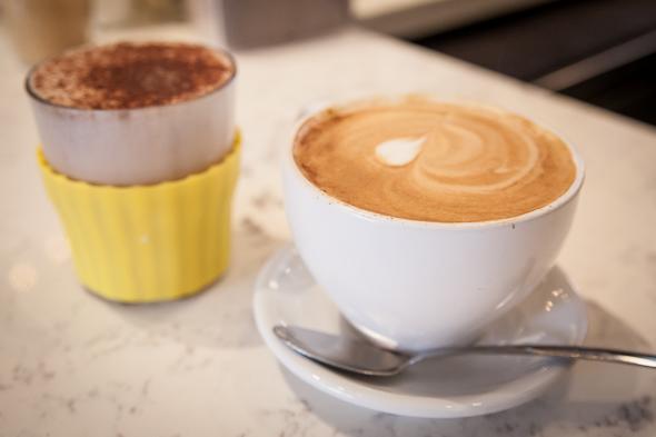 Jimmy's Coffee Kensington