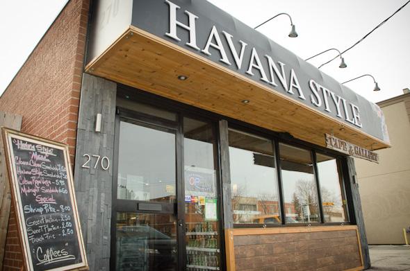 Havana Style Cafe