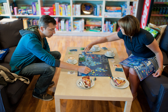 Castle Board Game Cafe