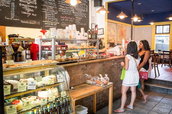 Moonbeam Cafe Kensington