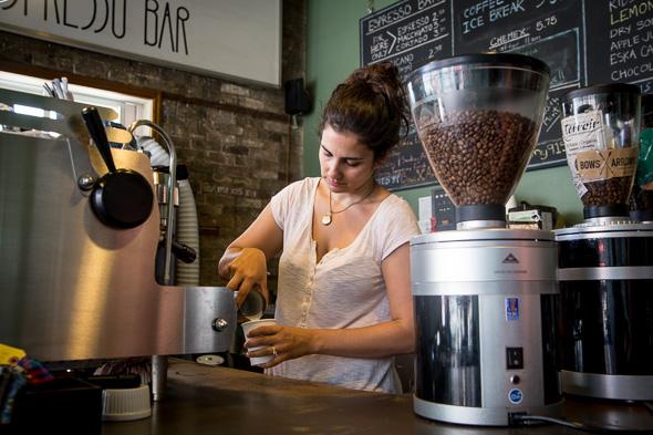 Mercury Espresso