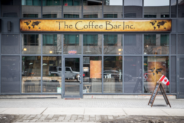 The Coffee bar toronto