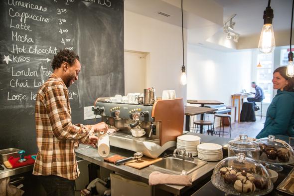 madhus cafe toronto