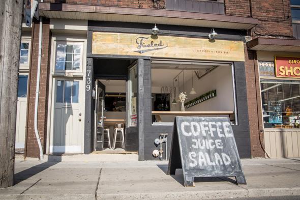 fueled espresso and juice bar toronto