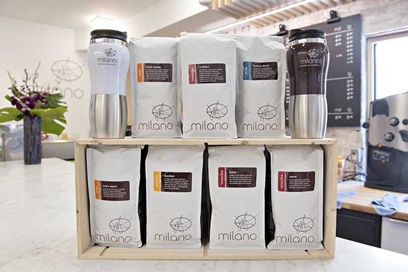 milano coffee toronto