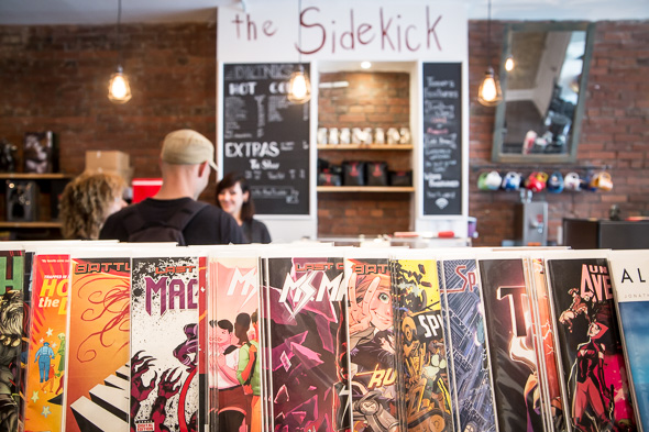 Stand Up Comics is Scarborough's only dedicated comic book store, selling Marvel, DC and many more [03/10/15] metools.ml Stand Up Comics is a dedicated comic book shop, situated in Scarborough, North metools.ml specialise in comic books from all eras and will happily ship to anywhere in the UK.
