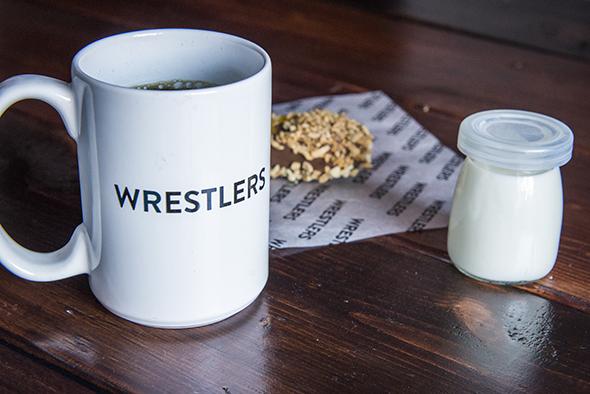 wrestlers toronto