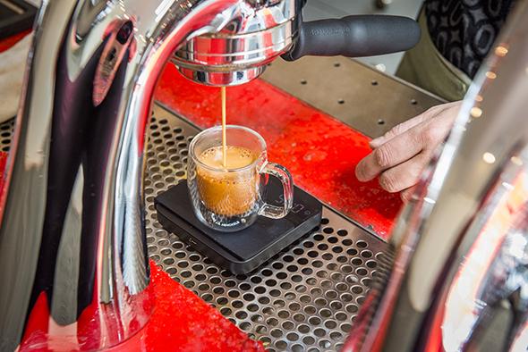 Hot Black Coffee Toronto