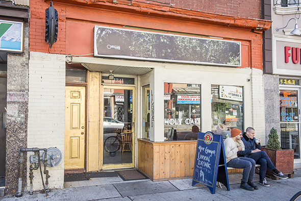 Holy Oak Cafe Toronto