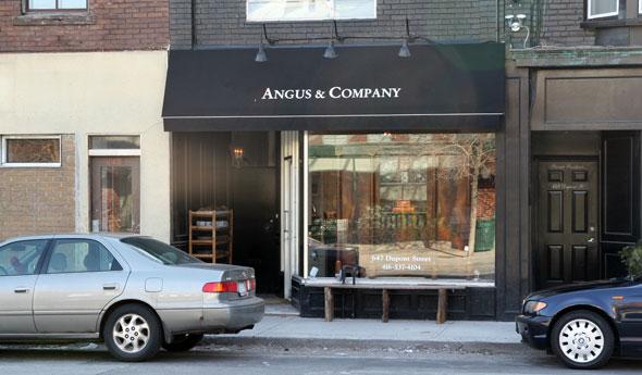 Angus and Company