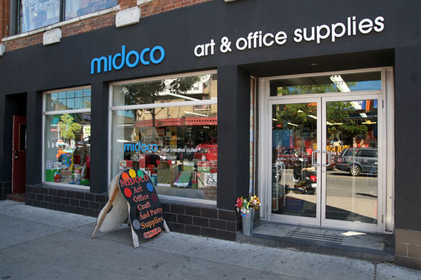 Midoco Outside