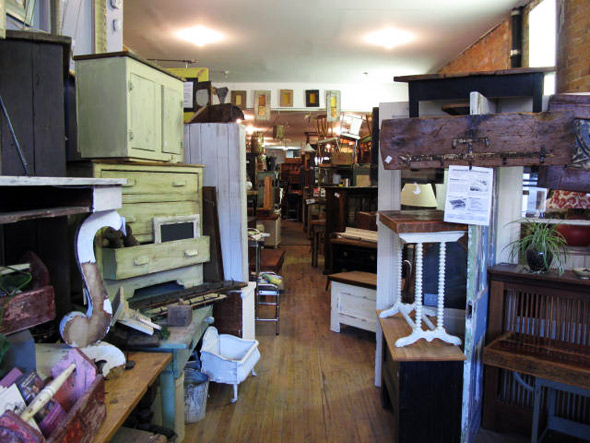Store Interior
