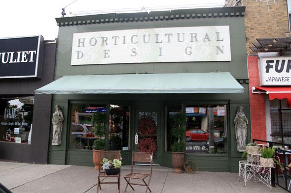 Horticultural Design Toronto