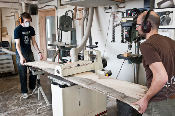 how to become a furniture designer and maker