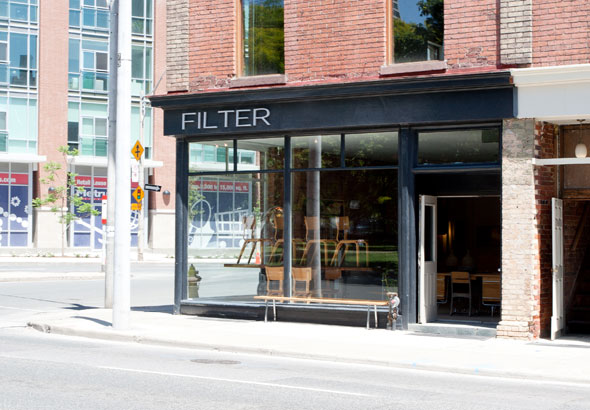 Filter Toronto