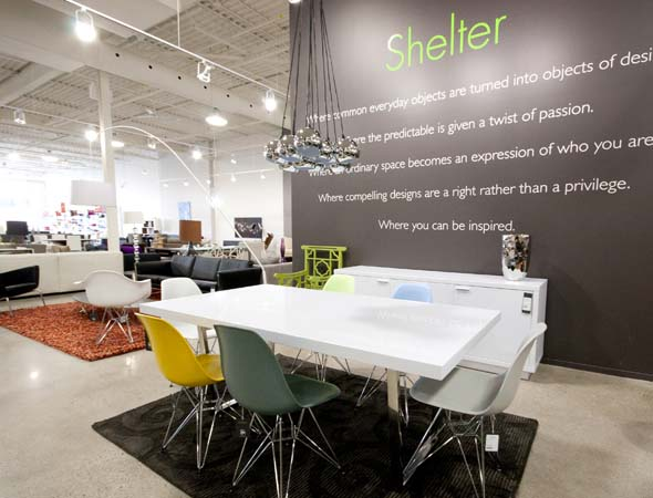 Shelter Furniture Toronto