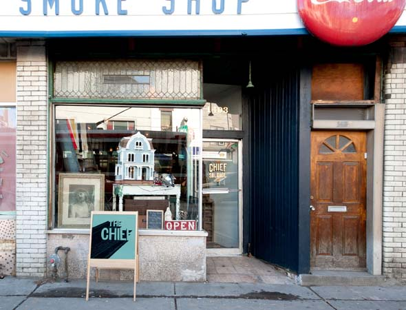 Dufferin Smoke Shop