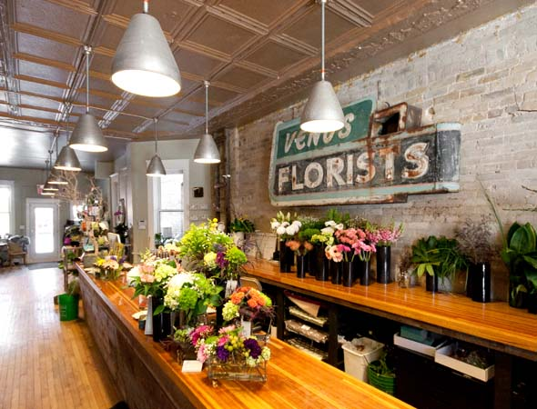 Flower Shop Design Ideas Flower Shop Wins Over Roncesvalles