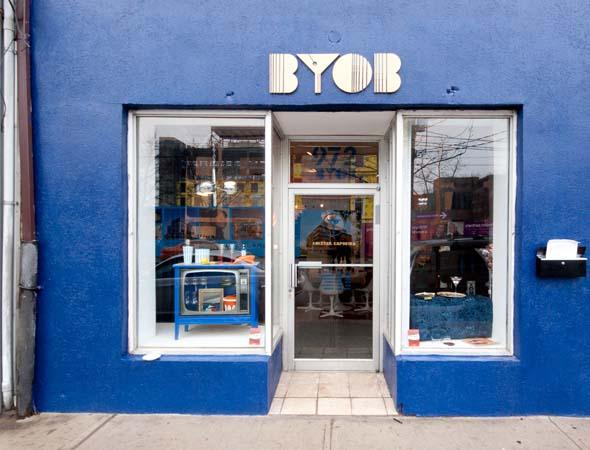 Byob Toronto