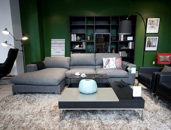 Gautier furniture store toronto for Boconcept canada