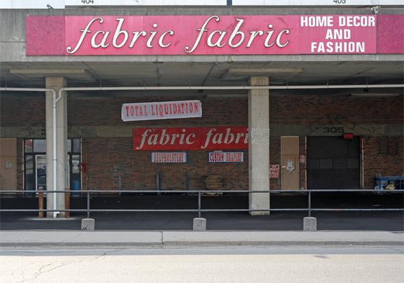 Fabric Fabric Toronto