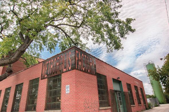 metropolis living factory store toronto