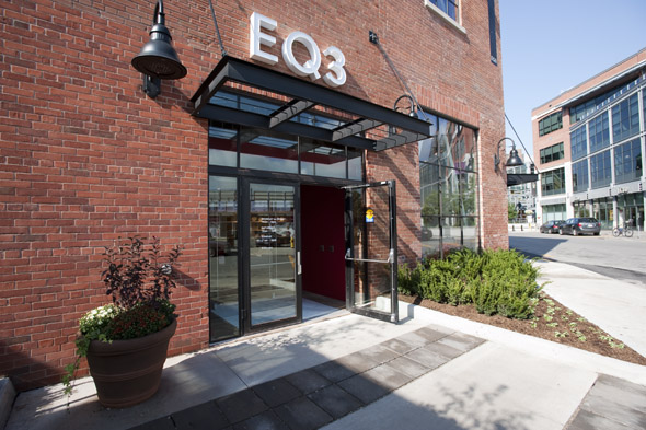 eq3 liberty village toronto