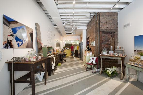 New Home Decor Shop Offers Hidden Gems Literally