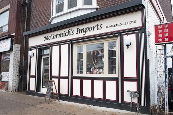 McCormick Imports