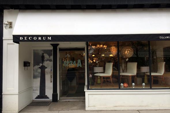 Decorum Decorative Finds