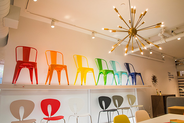 king street east is bright spacious and a modern furniture lover 39 s