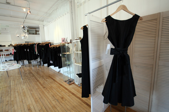 LITTLE BLACK DRESS BOUTIQUE - Nasha Bendes