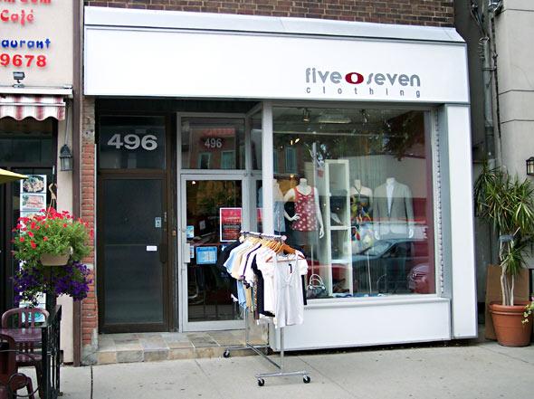Five-O-Seven