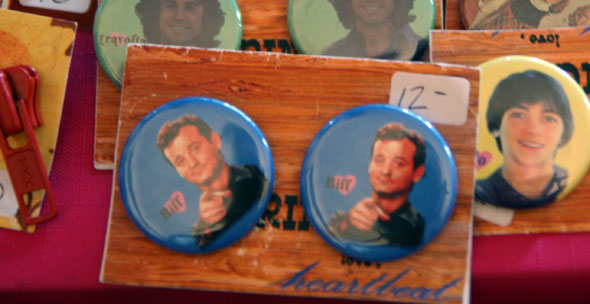 Bill Murray Pins
