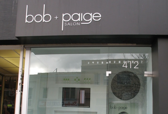 Bob and Paige