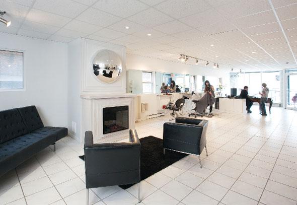 Markis parlour salon toronto for Halo salon vancouver