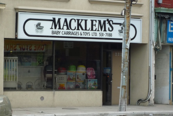 Macklem's